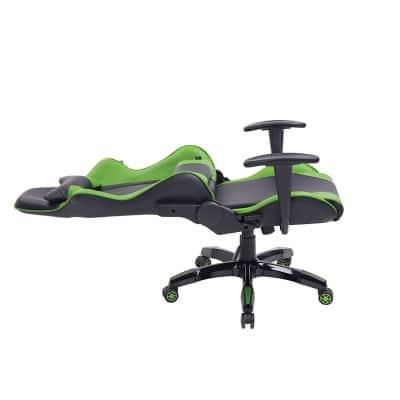 ctf pro gaming chair reclining