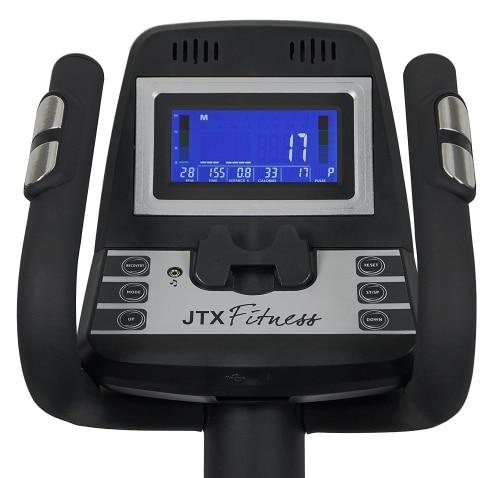 JTX tri-fit cross trainer console