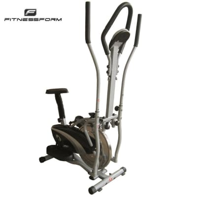 fitnessform p1100 cross trainer front angle