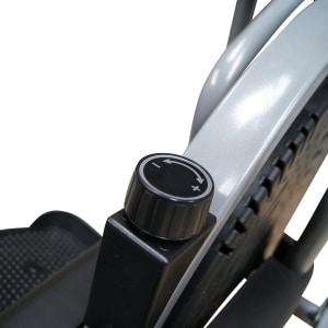 pro xs sports elliptical cross trainer resistance knob