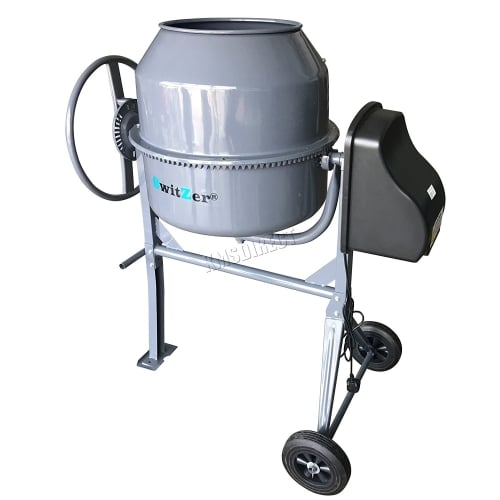 switzer 180 litre cement mixer