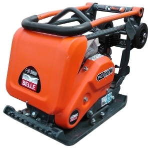 Belle PCX 12 36 Combination Wacker Plate Compactor