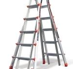 Little Giant 6 rung revolution XE ladders