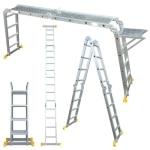 Abbey Aluminium multipurpose ladders