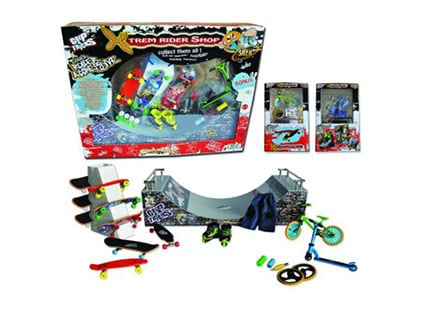 big gift set fingerboards finger bike finger scooter