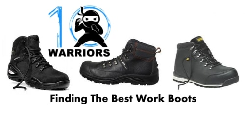 47e334569c1 10 Of The Best Safety Boots 2019 [Tried & Tested] – 10 Warriors ...