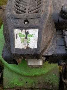 Viking MB 248 Petrol Mower