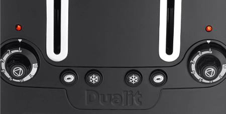 dualit 46205 4 slice toaster