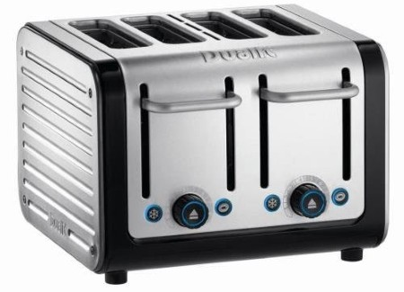 dualit architect 4 slice toaster