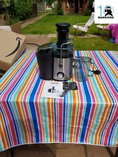 Aicok juicer overall review