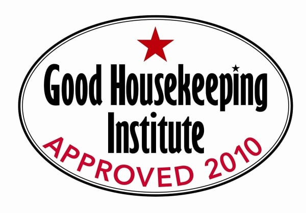 approved by the good housekeeping institue 2010