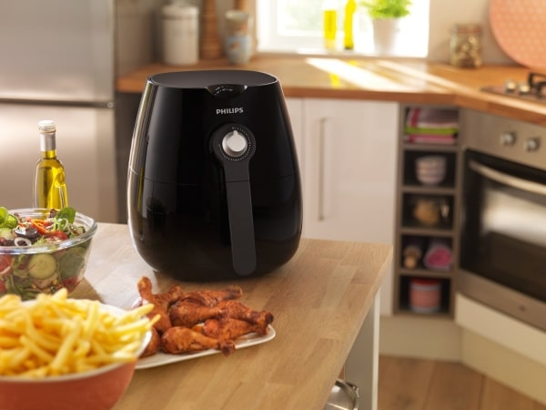philips hd9220/20 healthier oil free air fryer for every kitchen