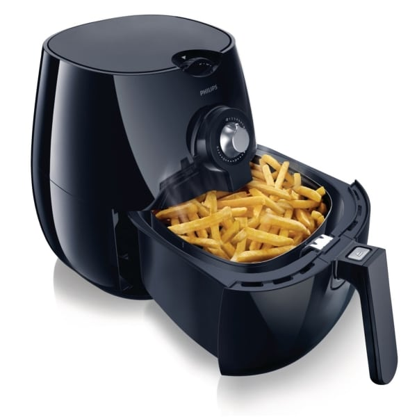philips hd9220/20 healthier oil free airfryer cooks great chips