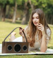 ggmm-m4-retro-wireless-speaker-outdoors