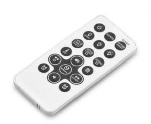 denver electronics crl-310 wake up light remote control option