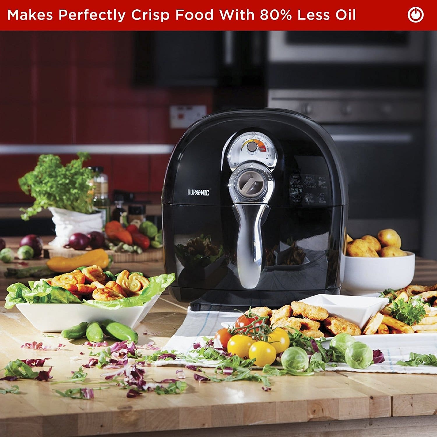 The duronic af1 air fryer for wonderful food