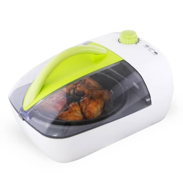 jml jet hot air fryer closed lid