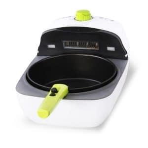 jml jet hot air fryer in box