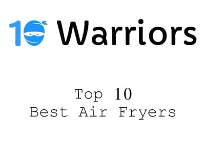 top 10 best air fryers featured image