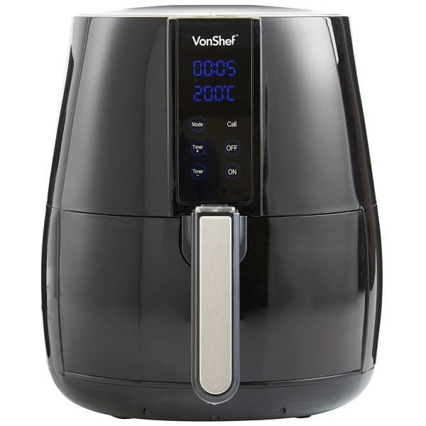 vonshef 13 262 air fryer appeals to all