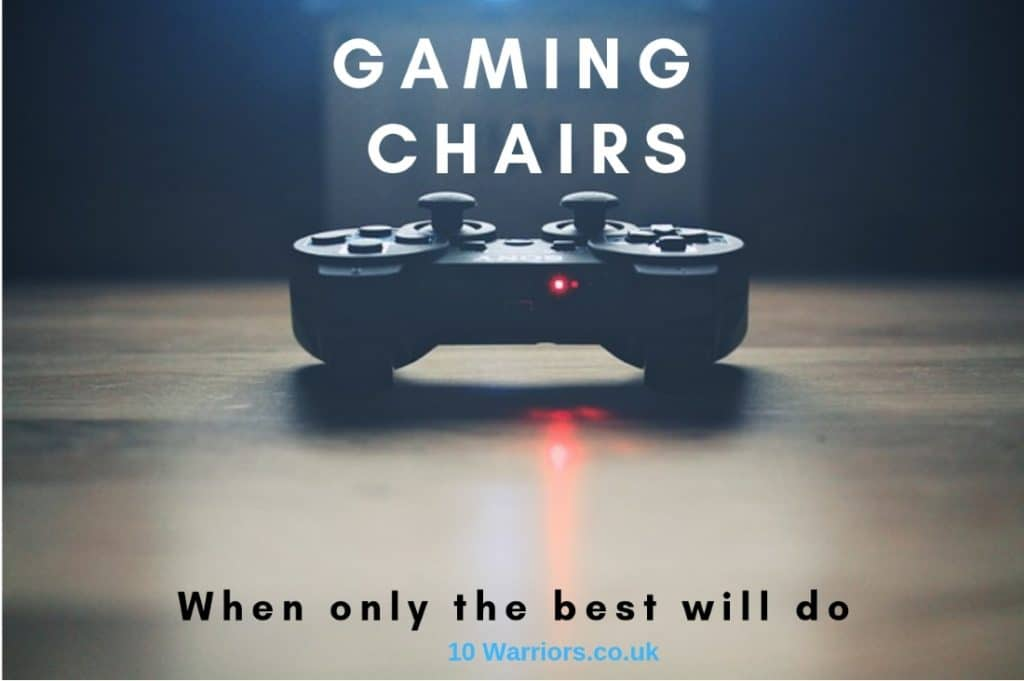 The 10 Best Gaming Chairs 2019 10 Warriors Reviews You