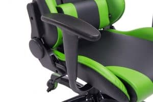 ctf pro gaming chair close up