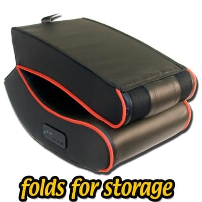 cyber rocker folding gaming chair folds for storage