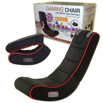 cyber rocker folding gaming chair main
