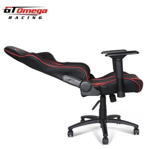 gt omega pro OC-F0013 gaming office chair lean adjustable
