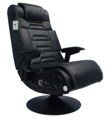 x rocker pro advanced 2.1 gaming chair review