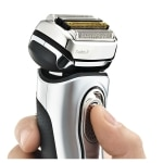 Braun Series 9 9290cc electric shaver side closeup 150 x 150