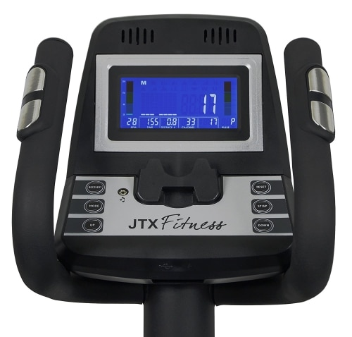 JTX tri-fit cross trainer console