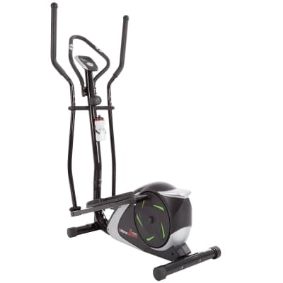 Ultrasport XT Trainer 700M 800A Cross Trainer Elliptical Trainer with Hand Pulse Sensors incl Drinking Bottle