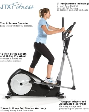 jtx strider x7 cross trainer features