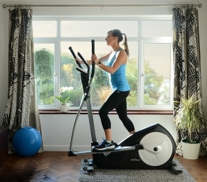 jtx strider x7 cross trainer in a room