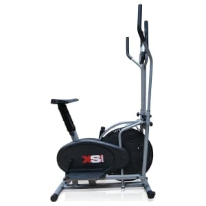 pro xs sports elliptical cross trainer side view
