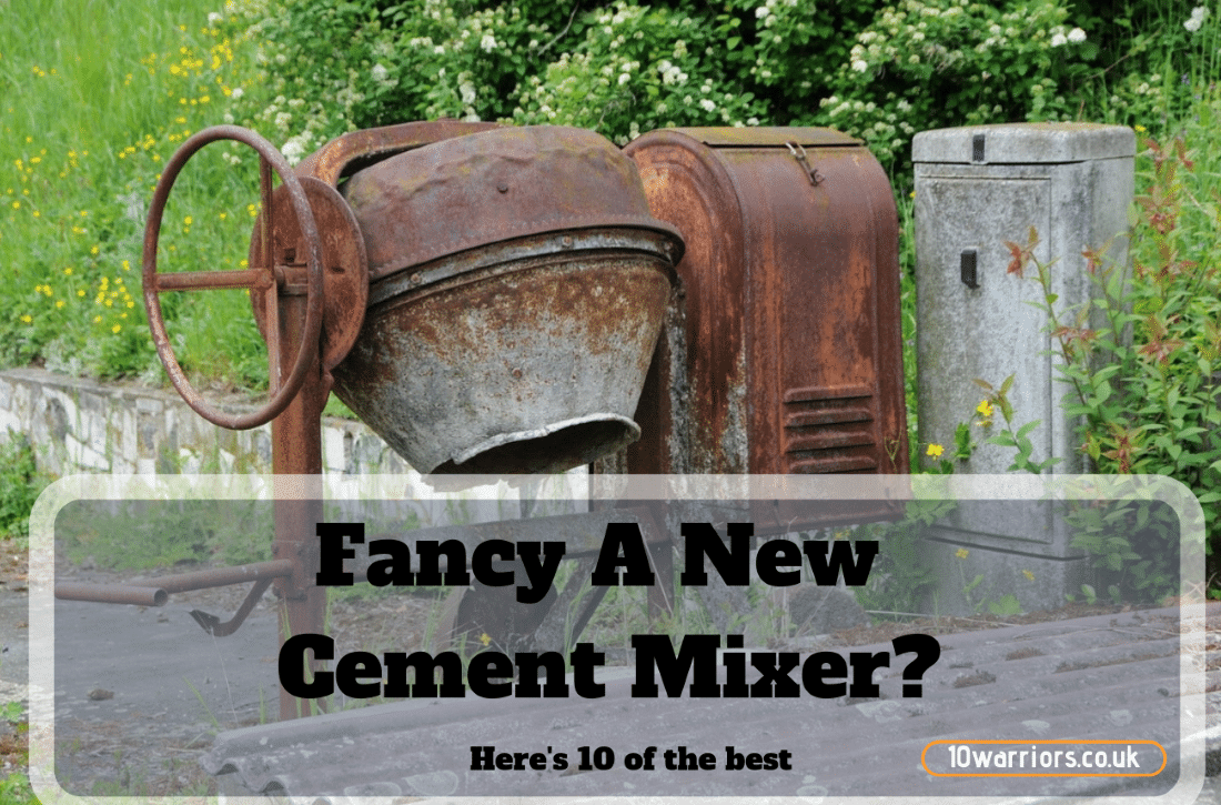 best cement mixer for sale