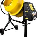 How to clean your cement mixer drum (effectively and properly)