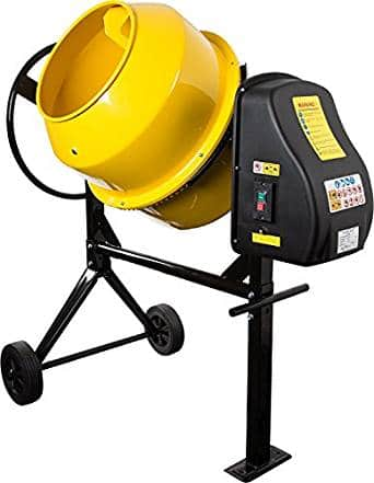 diy essentials JTF electric cement mixer 120 litre