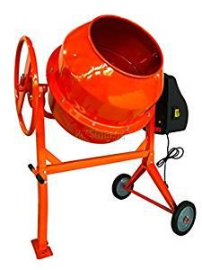 foxhunter 180 litre cement mixer