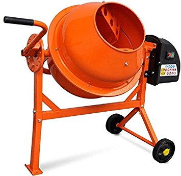 Best Cement Mixer For Sale 2018 - Here's The Best 10 For The Money ...