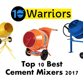 top 10 best cement mixers 2017 featured image