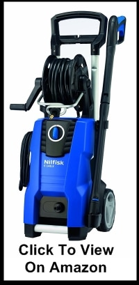nilfisk e140 pressure washer with 2100 watt induc tion motor amazon