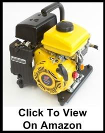waspper petrol 2100HA pressure washer