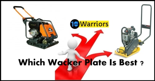 which wacker plate is best