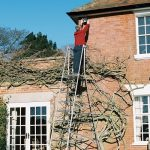 Best ladder for cleaning gutters safely in 2021