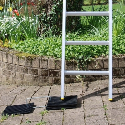 LadderMat Ladder Leveller Anti-Slip Mats Ladder Safety Accessory Energy Class A