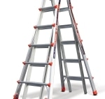 Little Giant 6 rung revolution XE ladders