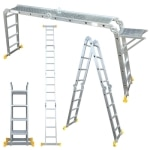 Abbey Aluminium multipurpose ladders