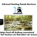 Infrared Heating Panels Reviews 2021 – The Good List